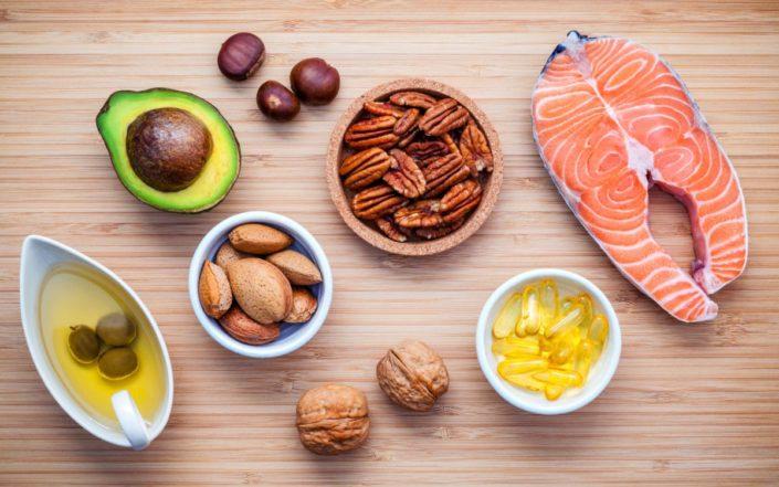 полезные жирные кислоты
