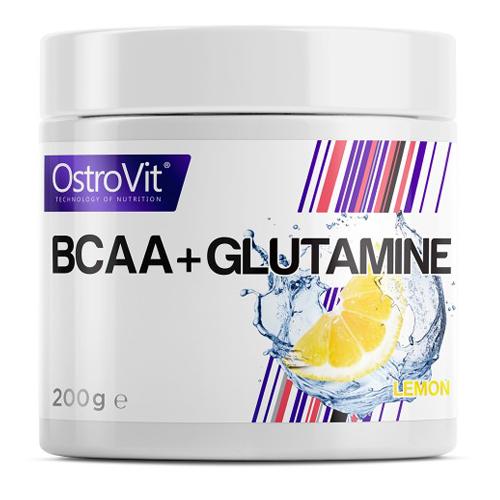Глютамин и BCAA