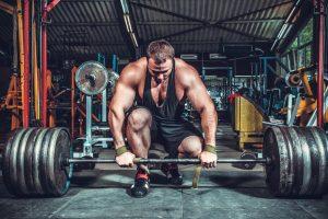 Становая тяга - программа тренировок