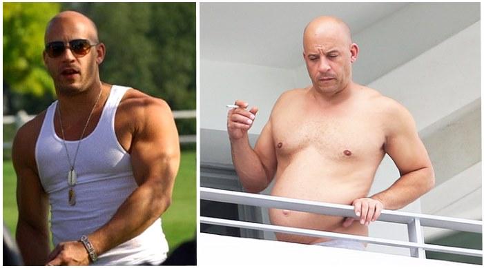 Как похудеть и накачать мышцы