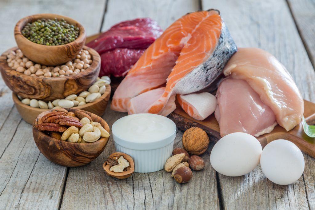 лучшие белковые продукты